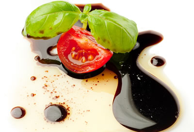 Balsamic vinegar derivatives