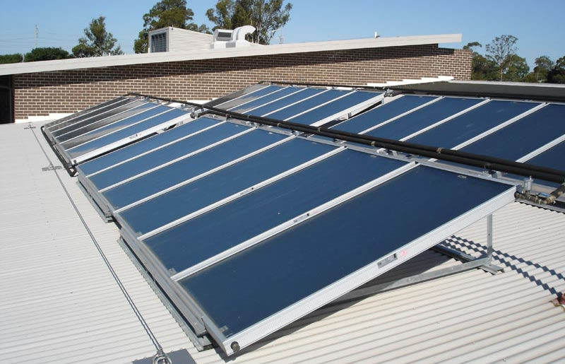 Solar Panels (hot water)